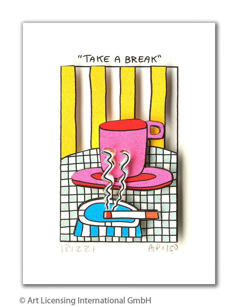 James Rizzi - TAKE A BREAK